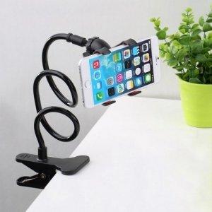 Держатель для телефона на стол на гибкой ножке