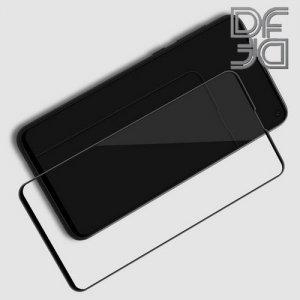 DF 3D Защитное стекло для Samsung Galaxy S10 черное