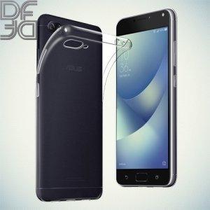 DF aCase силиконовый чехол для ASUS ZenFone 4 Max ZC554KL - Прозрачный