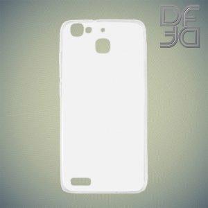DF aCase силиконовый чехол для Huawei GR3 - Прозрачный