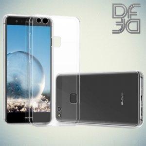DF aCase силиконовый чехол для Huawei P10 Lite - Прозрачный
