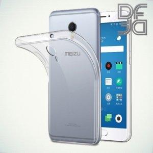 DF aCase силиконовый чехол для Meizu M3 Max - Прозрачный