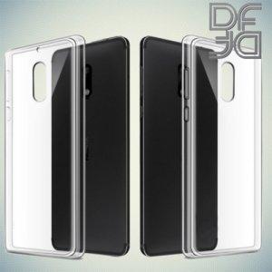 DF aCase силиконовый чехол для Nokia 6 - Прозрачный