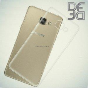 DF aCase силиконовый чехол для Samsung Galaxy A3 2017 SM-A320F - Прозрачный