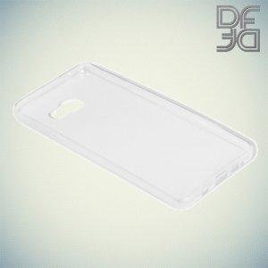 DF aCase силиконовый чехол для Samsung Galaxy A7 2016 SM-A710F - Прозрачный