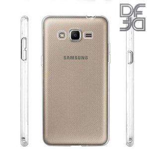 DF aCase силиконовый чехол для Samsung Galaxy J2 Prime - Прозрачный