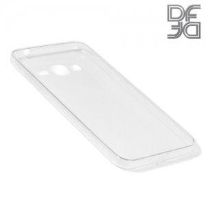 DF aCase силиконовый чехол для Samsung Galaxy J3 2016 SM-J320F - Прозрачный