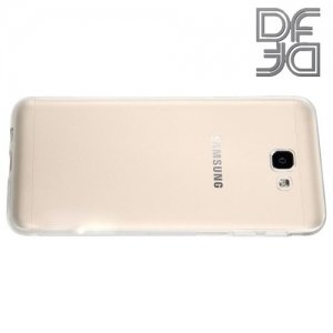 DF aCase силиконовый чехол для Samsung Galaxy J5 Prime - Прозрачный