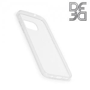 DF aCase силиконовый чехол для Samsung Galaxy S7 - Прозрачный