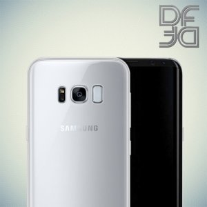 DF aCase силиконовый чехол для Samsung Galaxy S8 Plus - Прозрачный