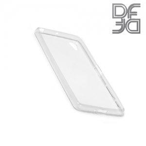 DF aCase силиконовый чехол для Sony Xperia X Performance  - Прозрачный