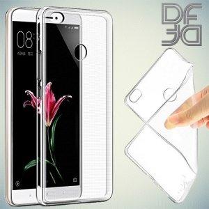 DF aCase силиконовый чехол для Xiaomi Mi Max - Прозрачный