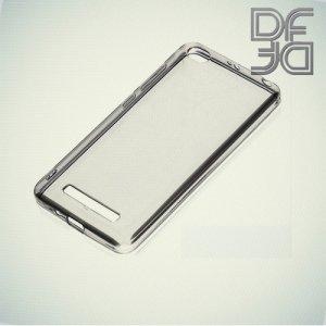 DF aCase силиконовый чехол для Xiaomi Redmi 4A - Прозрачный