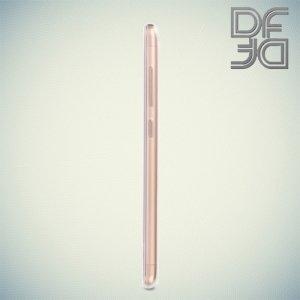 DF aCase силиконовый чехол для Xiaomi Redmi 4X - Прозрачный
