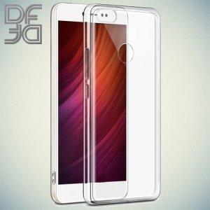 DF aCase силиконовый чехол для Xiaomi Redmi Note 5A 3/32GB - Прозрачный