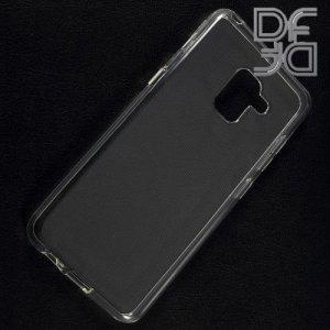 DF Case силиконовый чехол для Samsung Galaxy A5 2018 SM-A530F - Прозрачный
