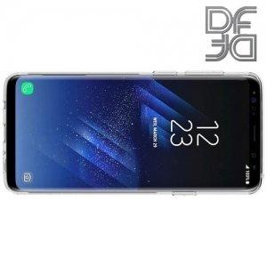 DF Case силиконовый чехол для Samsung Galaxy S9 - Прозрачный