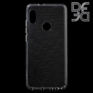 DF Case силиконовый чехол для Xiaomi Redmi Note 5 / 5 Pro - Прозрачный