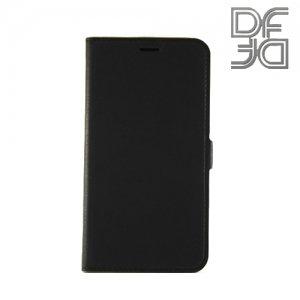 DF sFlip флип чехол книжка для Meizu m3s mini - Черный