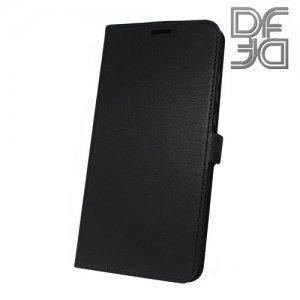 DF флип чехол книжка для Huawei Honor 8X - Черный