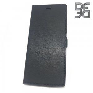 DF флип чехол книжка для Vivo NEX 3 - Черный