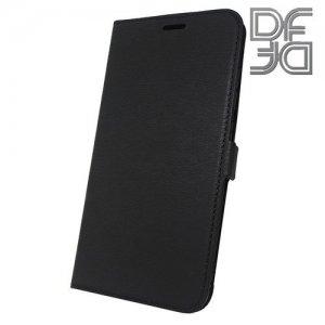 DF флип чехол книжка для Xiaomi Mi 8 Explorer Edition - Черный