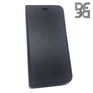 DF флип чехол книжка для Xiaomi Mi A3 - Черный