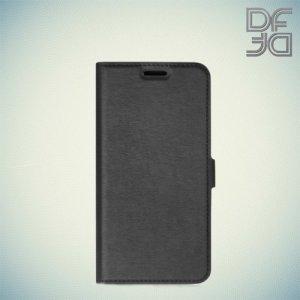 DF флип чехол книжка для Xiaomi Redmi 5a - Черный