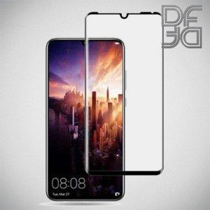 DF Изогнутое 3D защитное стекло для Huawei P30 Pro