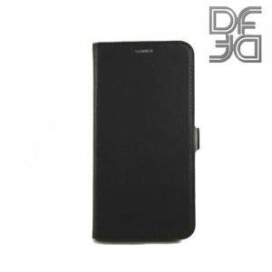 DF sFlip флип чехол книжка для Meizu M3 Note - Черный