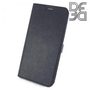 DF sFlip флип чехол книжка для Meizu m3x - Черный