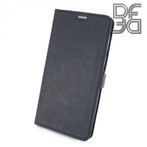 DF sFlip флип чехол книжка для Meizu M5 Note - Черный