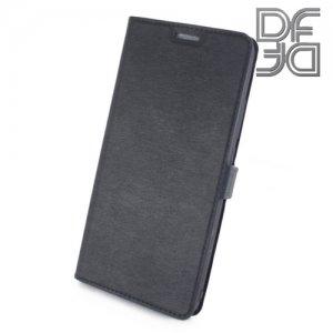 DF sFlip флип чехол книжка для Meizu Pro 6 Plus - Черный