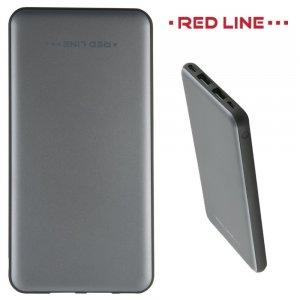 Red Line M2 Внешний аккумулятор 10000 mAh 2 USB черный