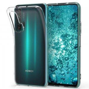Ультратонкий прозрачный силиконовый чехол для Huawei Honor 20 Pro