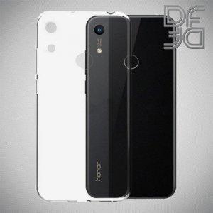 DF Ультратонкий прозрачный силиконовый чехол для Huawei Honor 8A