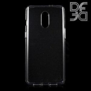 DF Ультратонкий прозрачный силиконовый чехол для OnePlus 7