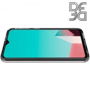 DF Ультратонкий прозрачный силиконовый чехол для Samsung Galaxy A10e