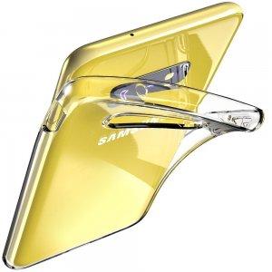 Ультратонкий прозрачный силиконовый чехол для Samsung Galaxy S10e
