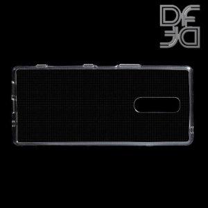 DF Ультратонкий прозрачный силиконовый чехол для Sony Xperia 1