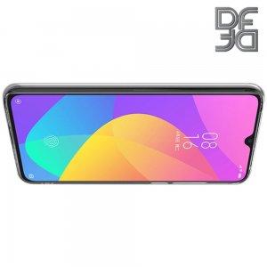 DF Ультратонкий прозрачный силиконовый чехол для Xiaomi Mi CC9