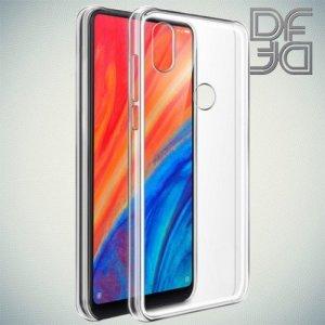 DF Ультратонкий прозрачный силиконовый чехол для Xiaomi Mi Mix 2s