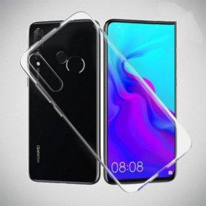 DF Ультратонкий  силиконовый чехол для Huawei P Smart Z