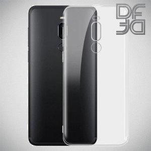 DF Ультратонкий  силиконовый чехол для Meizu M8