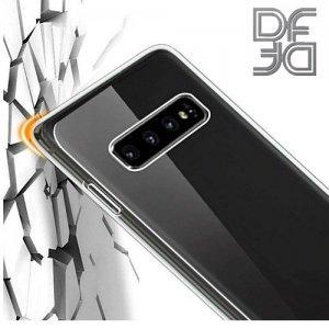 DF Ультратонкий  силиконовый чехол для Samsung Galaxy Note 8