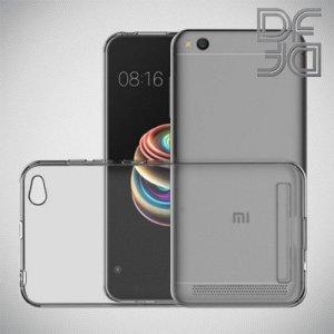 DF Ультратонкий  силиконовый чехол для Xiaomi Redmi Go