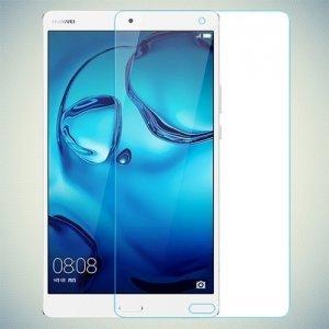 DF Закаленное защитное стекло на весь экран для Huawei MediaPad M3 8.4