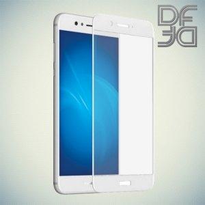DF Закаленное защитное стекло на весь экран для Huawei Nova 2 - Белый