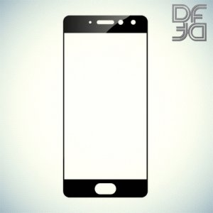 DF Закаленное защитное стекло на весь экран для Meizu Pro 7 Plus - Черный