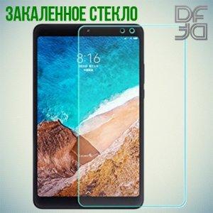 DF Закаленное защитное стекло на экран для Xiaomi Mi Pad 4 Plus